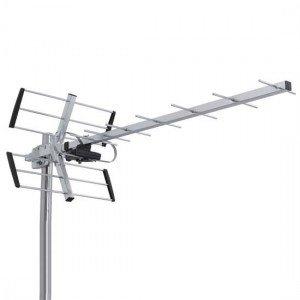 Антенна наружная эфирная DVB-T2 GoldMaster GM-210
