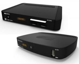 Базовый спутниковый ресивер для Триколор на 2 ТВ GS HD, с регистрацией и картой активации на 1 месяц (пакет Единый)